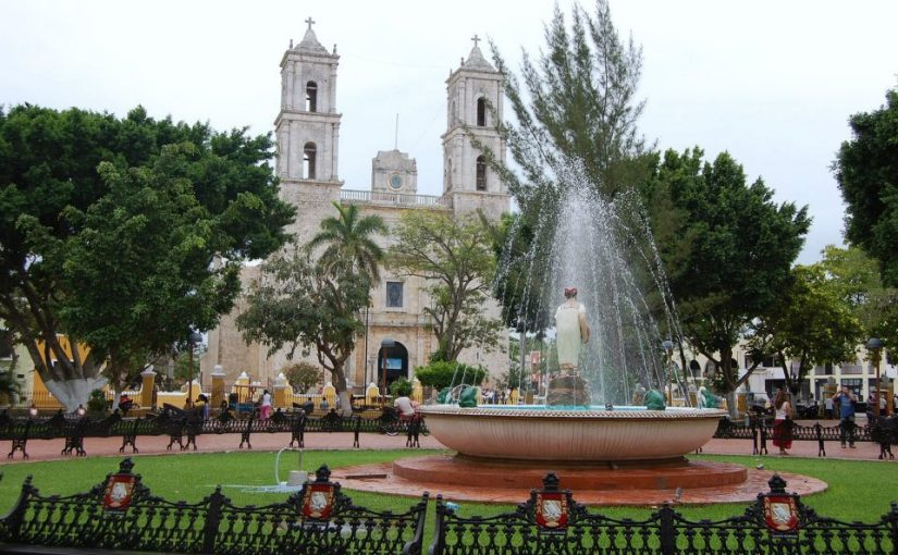 The magical town of Valladolid